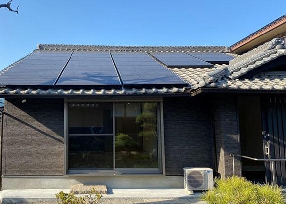 ■ 太陽光発電システム(7.42kW)
