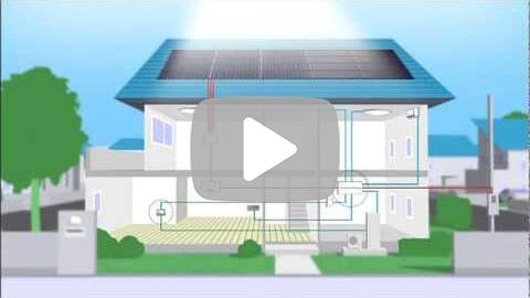 panasonic 太陽光発電システムHIT